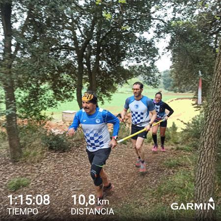 Cursa trail de La Llanera 2021